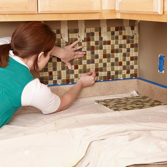 diy weekend project give your kitchen a makeover with a new