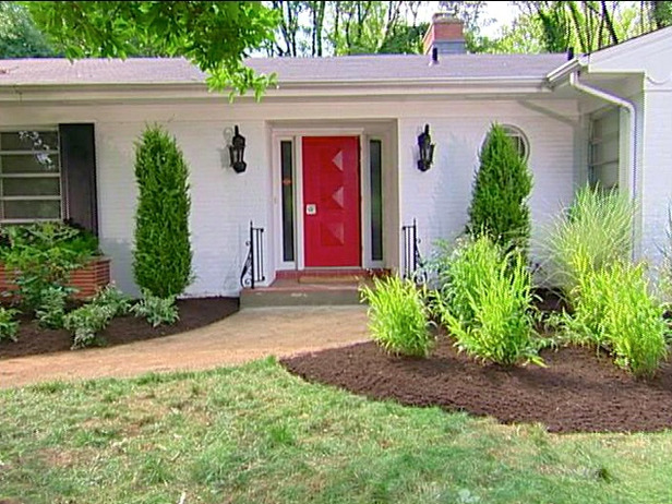 DIY Weekend Project Boost Your Curb Appeal With A Freshly Painted - Paint for front door