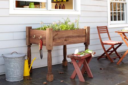 diy weekend project build a herb garden planter reinhart reinhart
