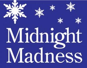 Ann Arbor Midnight Madness logo