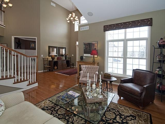 Beautiful centennial park home with plenty of privacy for Open floor plans with vaulted ceilings