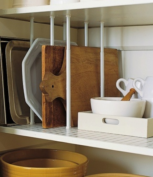 Kitchen Storage Solutions Diy: DIY Weekend Project: Kitchen Storage Solutions
