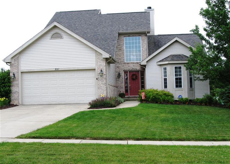 The home is located in a great family neighborhood with lots of kids.