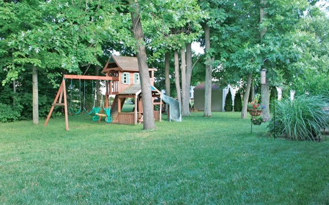 15459 Brookside Dr. - Backyard