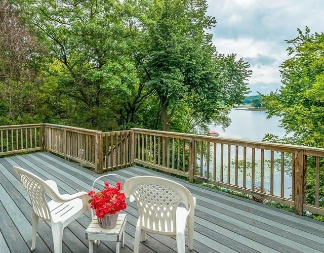 310 Island Lake Road - Deck