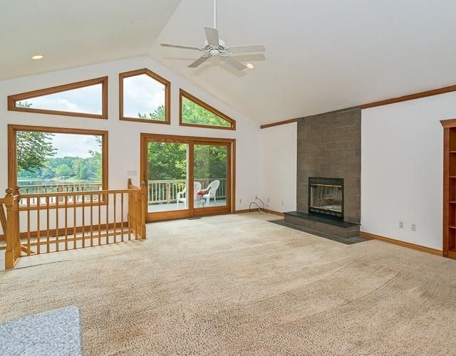 310 Island Lake Road - Great Room