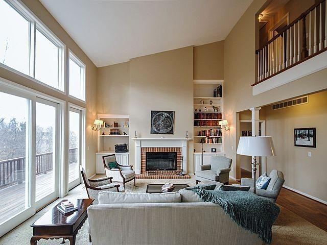 2521 Walnut Road- Living Room