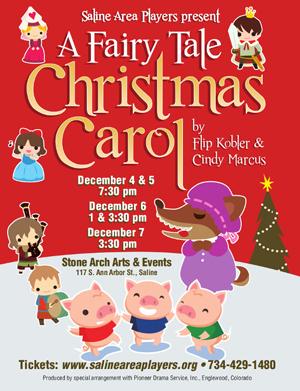 A Fairy Tale Christmas Carol