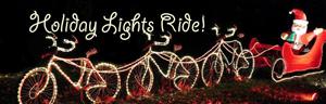 Bike Ypsi Holiday Lights Rides