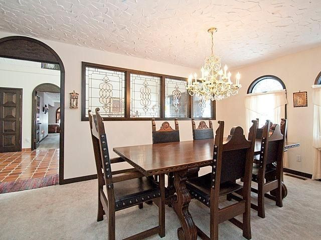 5708 Textile Road - Dining Room