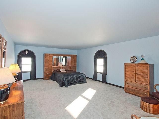 5708 Textile Road - Master Bedroom