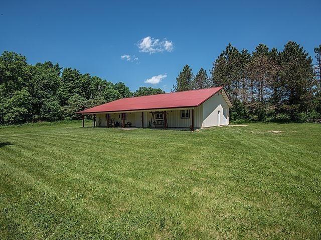 5708 Textile Road - Pole barn