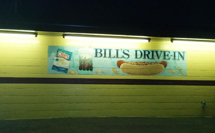 Bill's Drive-In 754