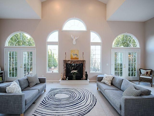 3842 Lake Pointe Lane - Living Room