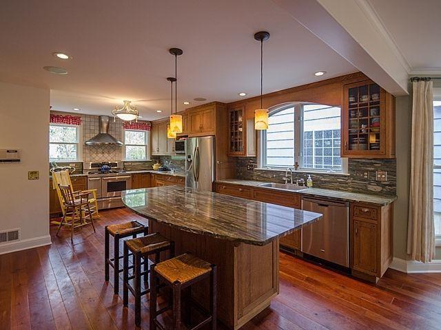 708 Princeton Ann Arbor - Kitchen