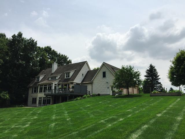 10321 Timber Ridge Drive - Backyard