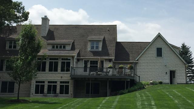 10321 Timber Ridge Drive - deck 2