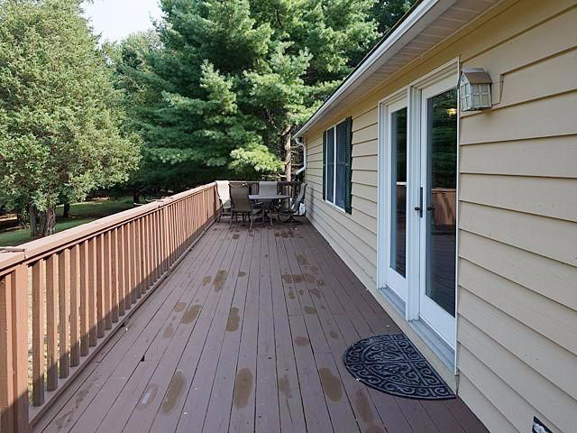 4001 Musbach Road -Deck