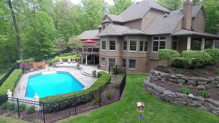 House plans with walkout basement and pool 28 images for Basement swimming pool cost